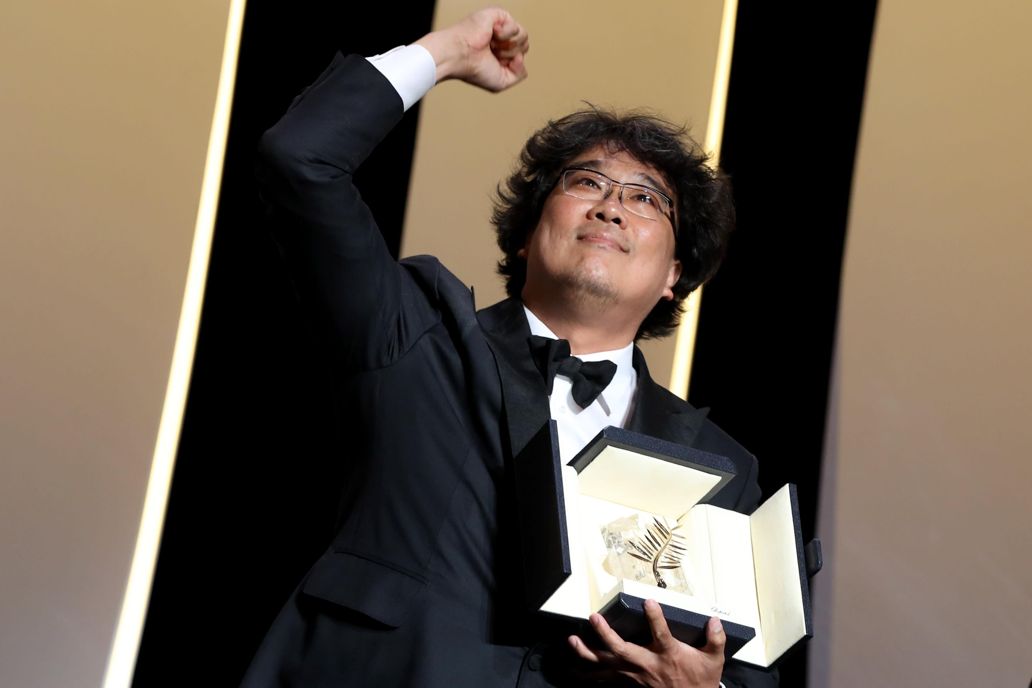 South Korea S Bong Joon Ho Wins Cannes Film Festival Top