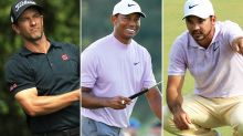 Aussie stars stumble as Tiger Woods lights up the Masters