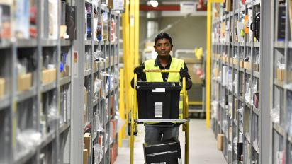 Germany to keep Amazon delivery on a short leash