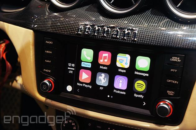 Apple CarPlay comes to Pioneer stereos as Spotify adds support