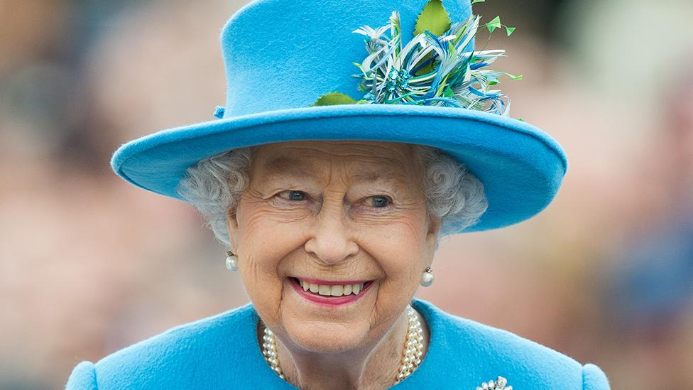 The Queen puts royal duties on hold 'indefinitely'