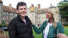 Zoe Ball's son Woody admits his mother was confused when he came out as bisexual