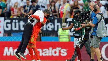 Triunfo ante Alemania sirve para convencer a detractores, dice DT de México