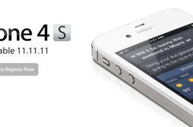 iPhone 4S gets official date and blessing by C-Spire, all yours on November 11th