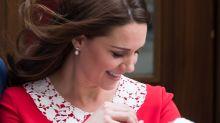 Vor Taufe von Prinz Louis: Fotos von Taufe von Herzogin Catherine aufgetaucht