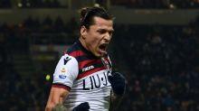 Santander heads Bologna past underwhelming Napoli