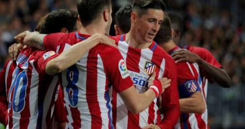 Foot - ESP - 29e j. - 29e journée de Liga : L'Atlético de Madrid à toute vitesse
