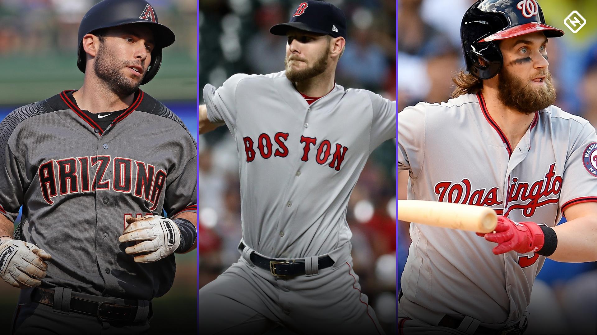 2018 Fantasy Baseball Cheat Sheet: Rankings, sleepers ...
