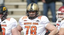 Eagles sign former Army offensive lineman Brett Toth after he receives military waiver