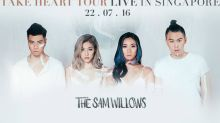 Weekend events: Singapore Garden Festival, The Sam Willows concert and more must-sees