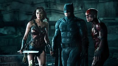 Justice League is officially lowest-grossing DC film