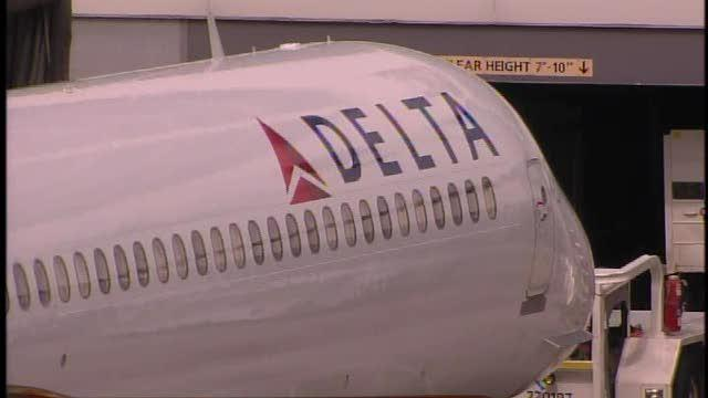 Delta gives tax refund