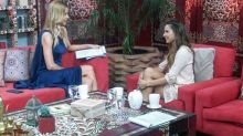 Pase de facturas: Pampita encaró a Nicole Neumann en un mano a mano en TV