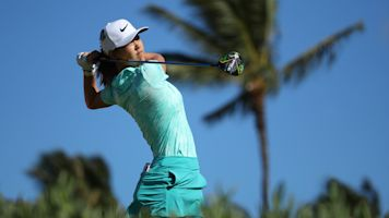 Wie withdraws from U.S. Women's Open