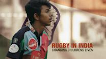 Rugby in India: Changing Children's Lives