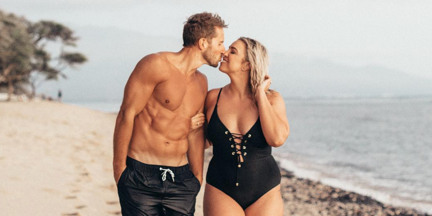 Curvy Instagrammer Claps Back At Critics Who Wonder How She Landed Her Husband
