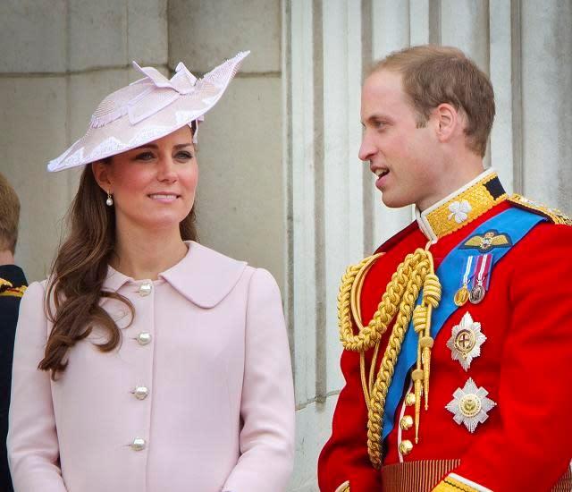 Kate y William desconocen el sexo de su bebé