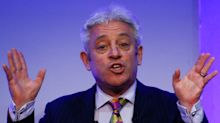 John Bercow mocks Boris Johnson and 'eager beaver' Tory MPs over chances of 'strong Brexit'