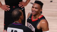Rajon Rondo's brother, William, gets ejected after trash talking Russell Westbrook