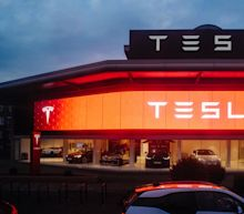 Tesla shares drop after company reportedly cut production