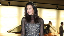 What Megan Gale did differently at this year's Melbourne Cup