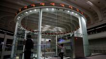 Asian shares sell-off on Wall Street tech rout, oil slides