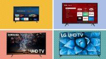 Grandes rebajas de Amazon.com en televisores Samsung, Sony, LG y otros