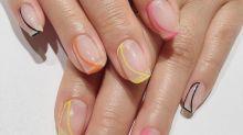 Depois de tantas tendências elaboradas, chegou a vez de ressaltar a naturalidade das unhas