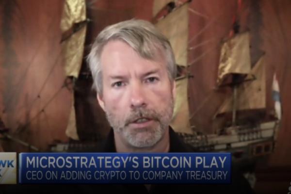 MicroStrategy CEO Says Bitcoin's Market Cap Will Reach $100 Trillion