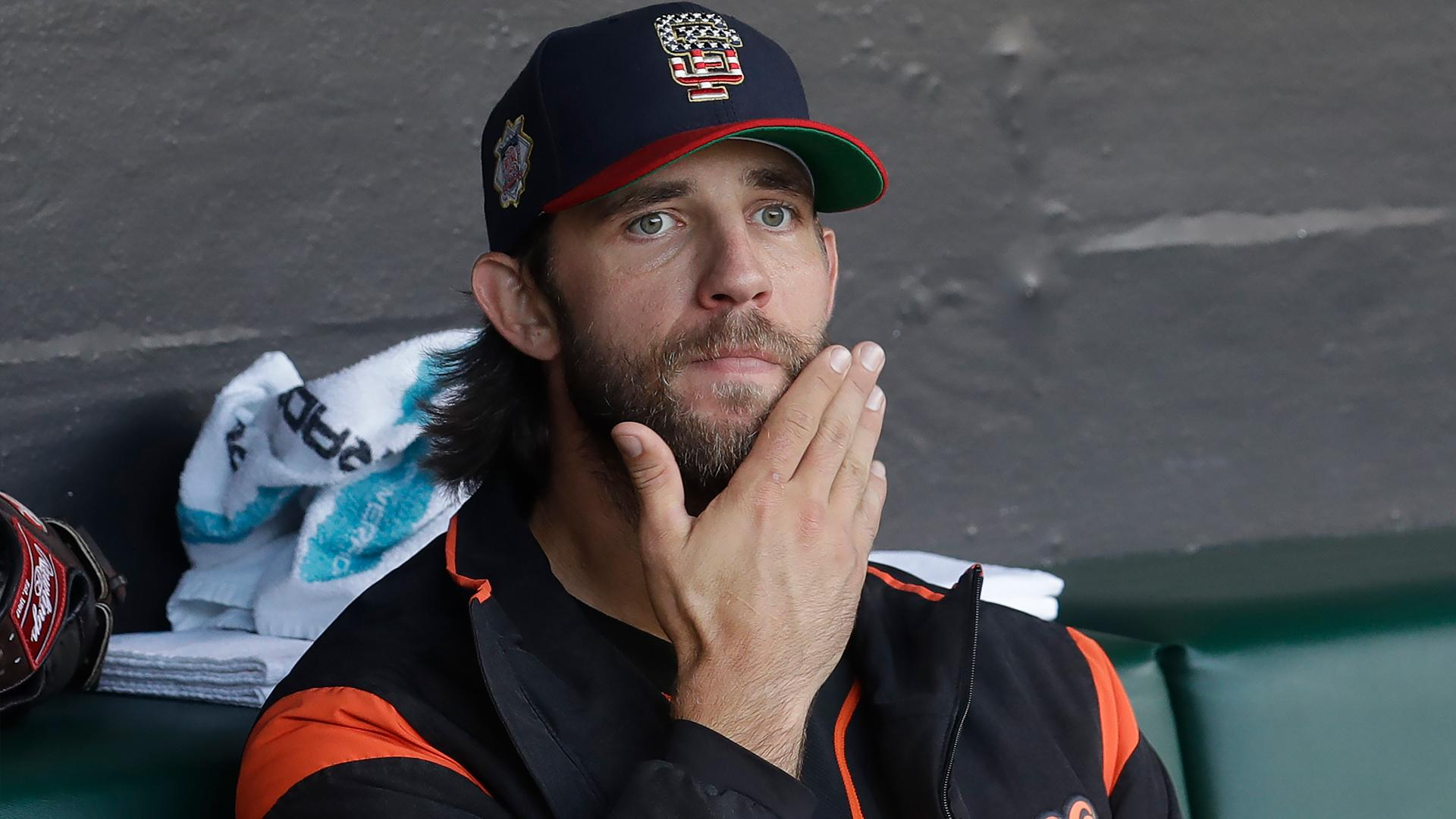 Yankees should acquire Madison Bumgarner from Giants, analyst writes