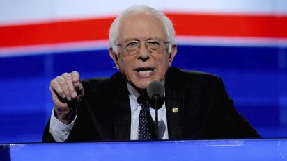 Sanders's winning streak sparks heated debate