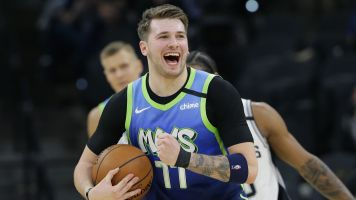21 before 21: Luka on verge of more Mavs history