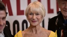 Helen Mirren 'very flattered' to be mistaken for Keanu Reeves's rumoured girlfriend