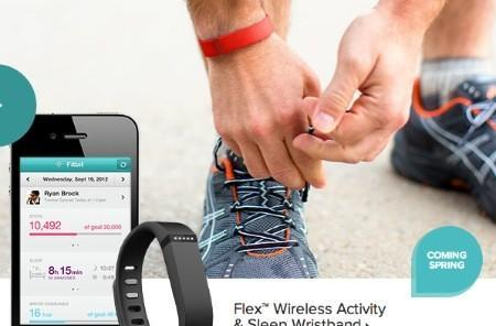 Fitbit introduces Flex wristband at CES 2013