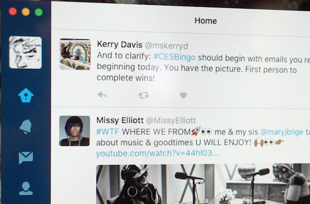 Twitter for Mac is finally updated