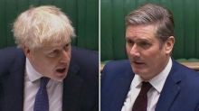 PMQs sketch: What on earth has happened to Boris Johnson's nous?