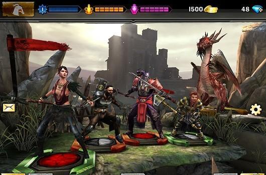 EA announces free-to-play Heroes of Dragon Age for mobile