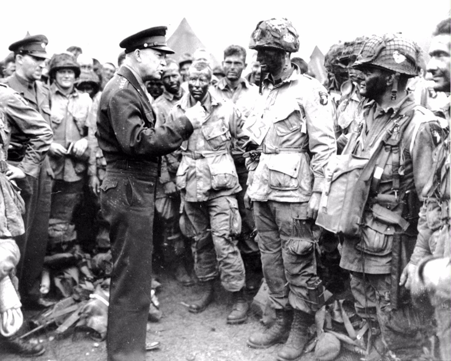 Image result for eisenhower and team before D DAY