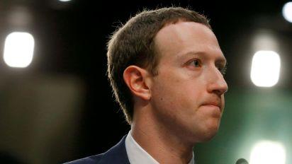 Facebook spent record amount on US lobbying amid Cambridge Analytica row