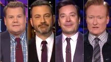 Tears And Laughs: Kimmel, Fallon Lead Powerful Late-Night Tributes To Kobe Bryant