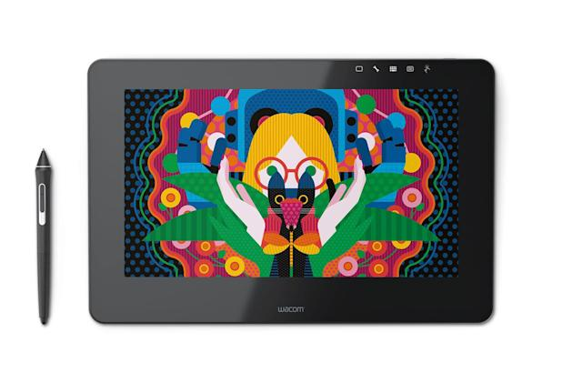 Wacom Cintiq Pro displays bring its Pro Pen 2 to desktop users