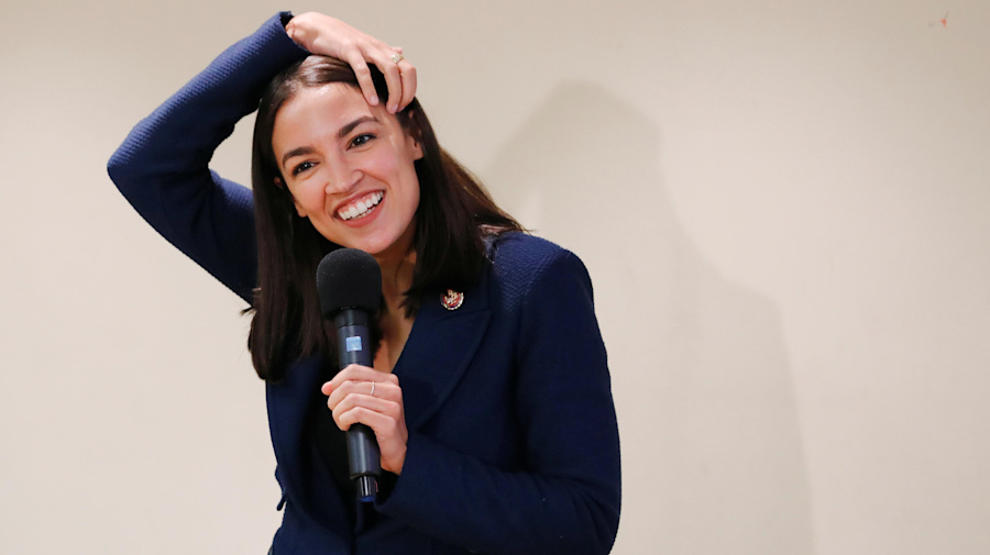 AOC the latest to get tangled in hair controversy