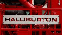 Stocks Up, As Shutdown Vote Looms; Halliburton Breaks Out