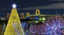 2018 聖誕好去處 | 日本東京必看人氣浪漫聖誕燈飾