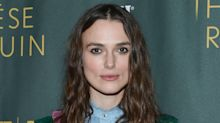Keira Knightley reveals stress over early career criticism caused breakdown and PTSD