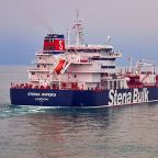 British-flagged tanker 'seized by Iran' in escalation of Gulf tensions