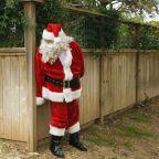 Will Santa Claus Visit Wall Street This Year?