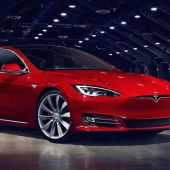 The Tesla Model S P100D Is Here, Does 0-60 In 2.5 Seconds