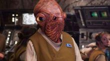 Admiral Ackbar actor calls his 'Star Wars: The Last Jedi' death a 'joke'