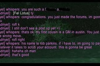 Guildwatch: His name is Rob Parkins
